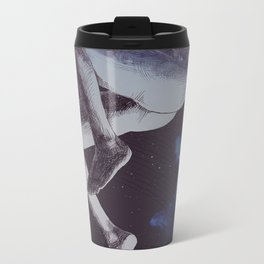 Star Child Metal Travel Mug
