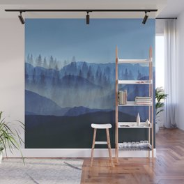 Woods Glory PQ Wall Mural