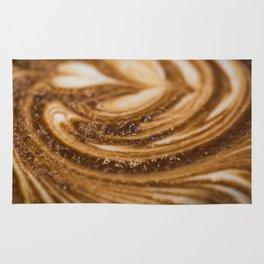 Coffee Close Up Rug