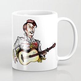 Mark Owen in Wonderland Coffee Mug