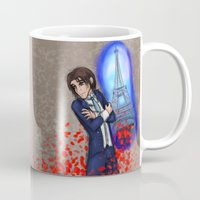 bioshock infinite Mugs featuring Bioshock Gender Swapy by Phantasmic Dream