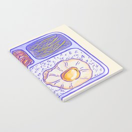 Lunch box Notebook