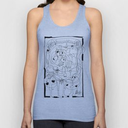 The First Unisex Tank Top