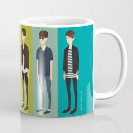 Tegan and Sara: Sara collection Coffee Mug