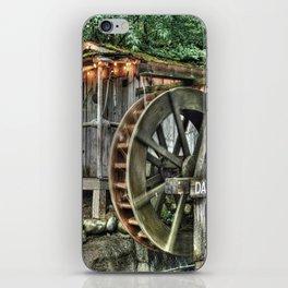 Water Wheel in Canada iPhone Skin