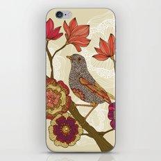 Frisky Christy iPhone & iPod Skin