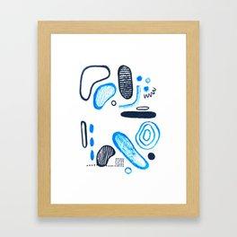 Water Feature Framed Art Print