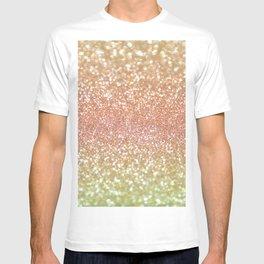 Champagne Shimmer T-shirt