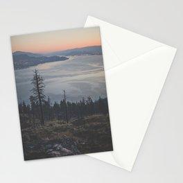 Okanagan Mountain Park Camp I Stationery Cards