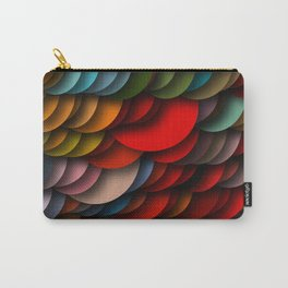 circle shadows Carry-All Pouch