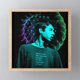 Namaste MCA Framed Mini Art Print
