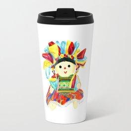 Mexican doll Travel Mug