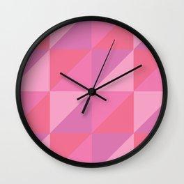 Abstract Series 9. Wall Clock