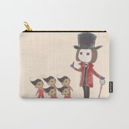 Willy Wonka and Oompa Loompa Carry-All Pouch