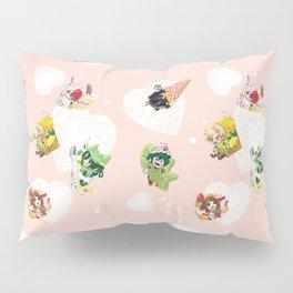 BnHA Café Pillow Sham