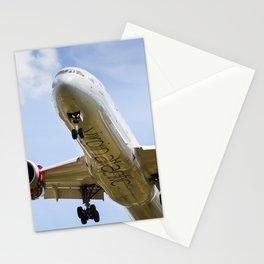 Virgin Atlantic Boeing 787 Stationery Cards