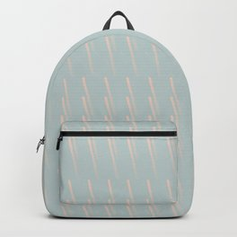 Plastic New Colors Hot Peach Beach Bleached Cyan Smash Brand Working Pattern Series Backpack