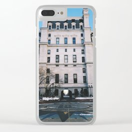 city hall, philly Clear iPhone Case