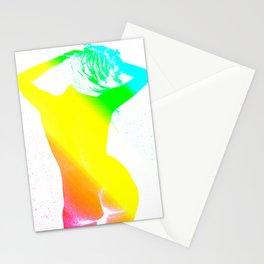 Carefree Nude Rainbow Stationery Cards