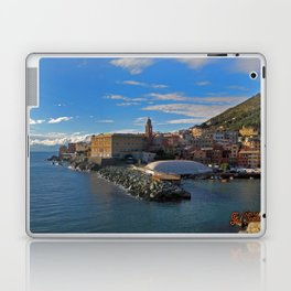 Porto di Nervi Laptop & iPad Skin