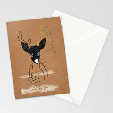 JACK OF SPADES Stationery Cards