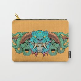 Tentacle Beast Girl Carry-All Pouch