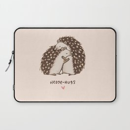 Hedge-hugs Laptop Sleeve