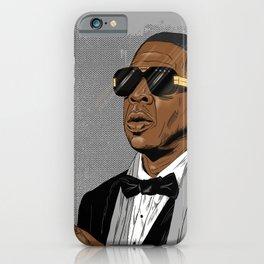 "Jay Z - ""Grey Hova"" iPhone Case"
