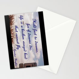 Broken Dreams Stationery Cards