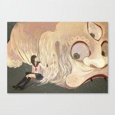 NURIKABE Canvas Print