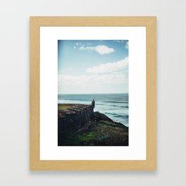 Viejo San Juan Framed Art Print
