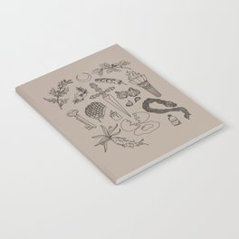 An Offering for Hecate (Hekate) Notebook