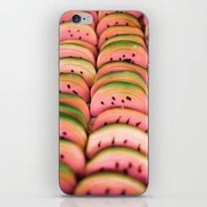 Melon slices  iPhone & iPod Skin