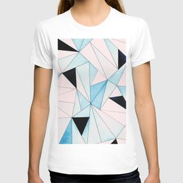 Geometric Washout #society6 #decor #buyart T-shirt
