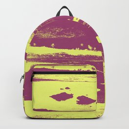Village By The Sea Backpack
