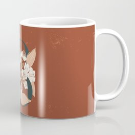 Letter B for Bergenia Coffee Mug