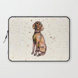 Hungarian Vizsla Dog Laptop Sleeve