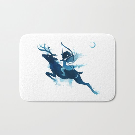 Elf Archer Bath Mat