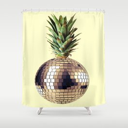ananas party (pineapple) Shower Curtain