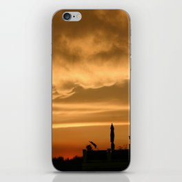 Point to the Sky iPhone Skin