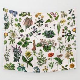 vintage botanical print Wall Tapestry