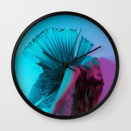 The Fragmentation of the Self II Wall Clock