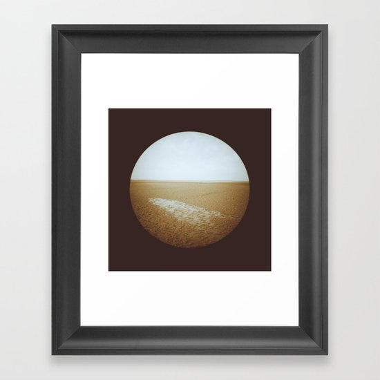 Holkham Framed Art Print