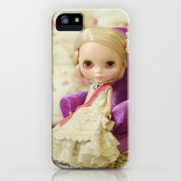Blythe The Princess iPhone Case