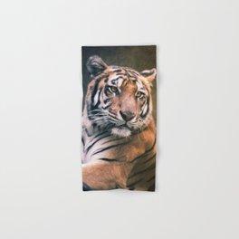 Tiger No 6 Hand & Bath Towel