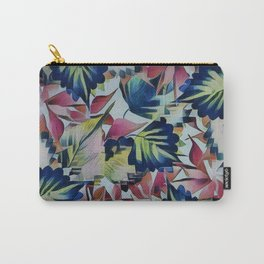 Floral Mix Up Carry-All Pouch