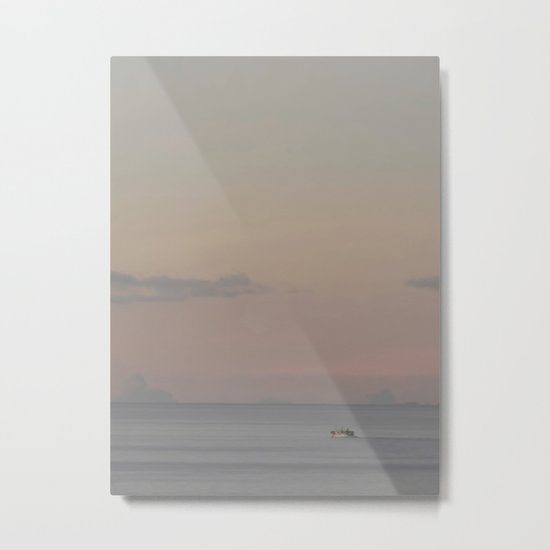 Guada sunset Metal Print