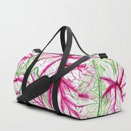 Heart leaves Duffle Bag