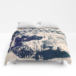 Cartographer Comforters