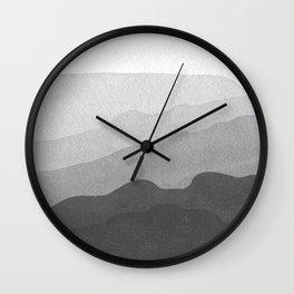Landscape#3 Wall Clock